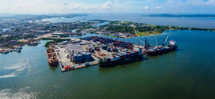 Maersk's APMT signs Cartagena JV on hopes of Colombian growth
