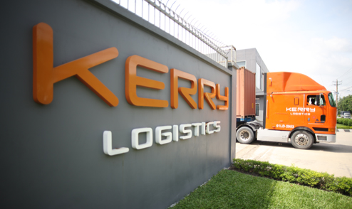 Hong Kong's Kerry Logistics looks to expand into Europe