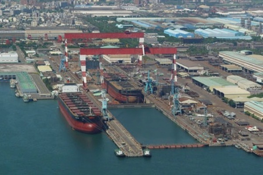 Seaspan to take delivery of 14,000-TEUer Taiwan's CSBC