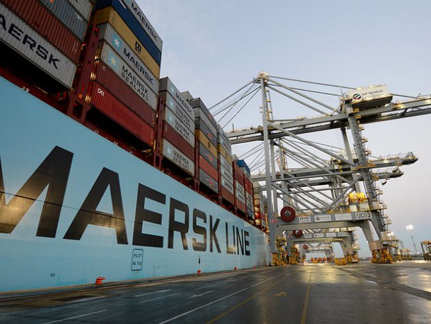 Maersk is to reflag UK vessels and end training of Cadets