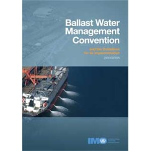 Ballast Water Convention cannot enter into force due to lack of ratifications