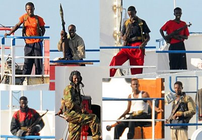 Somali piracy shuts down, but South East Asia, West Africa still active