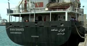 Saudi Arabia and Bahrain banned Iranian-flagged vessels