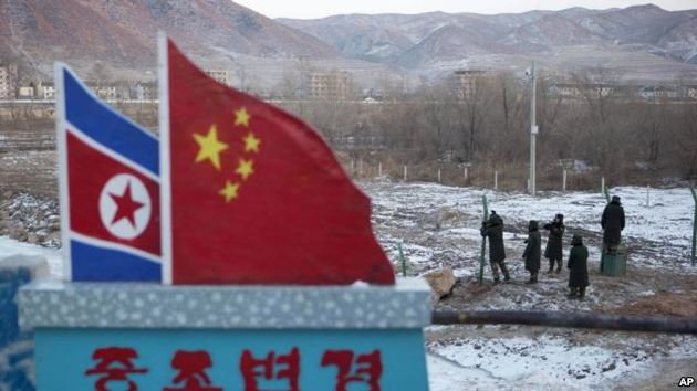 North Korea-China trade shrinks 15pc, first double-digit decline since 2000