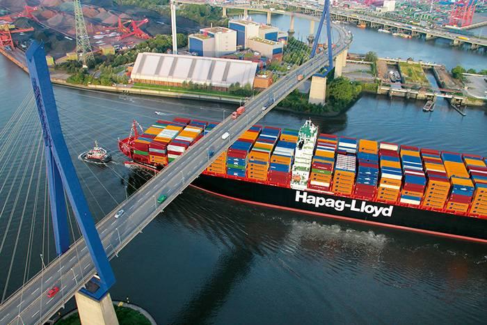 Europe-Mideast-South Asia trades buoyant while Asia-Europe