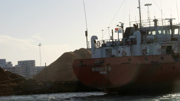 Whiskey Trio: Scandal ship permitted to leave Varberg