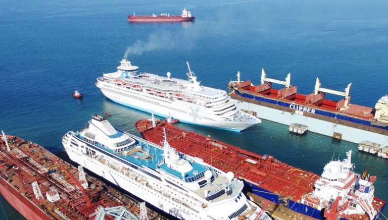 Celestyal Cruises, prefers Beşiktaş Shipyard over Syros