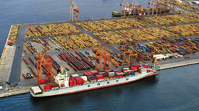 China Cosco Shipping Corp born, making it 4th biggest box line in the world