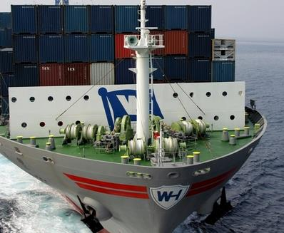 Again, MOL, Won Hai and Maersk top the schedule reliability league table