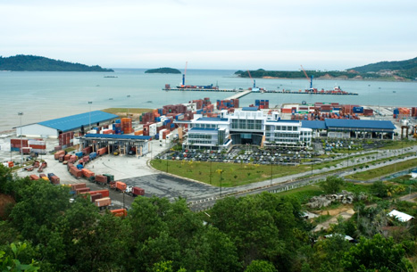Malaysia's Sabah's Sapangar box port to undergo expansion works in 2017