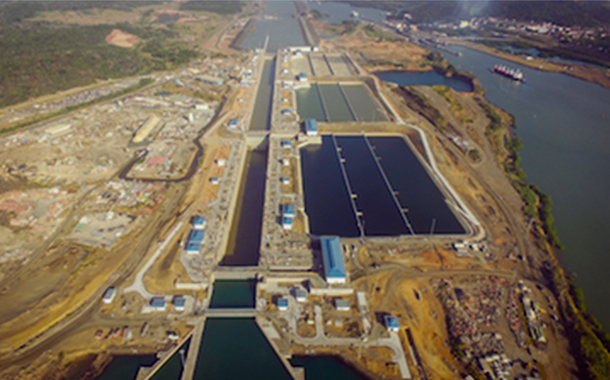 Panama Canal expansion nears end as sill reinforcements done