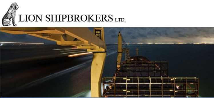 Lion Shipbrokers market report 26 February 2016 - Week 8