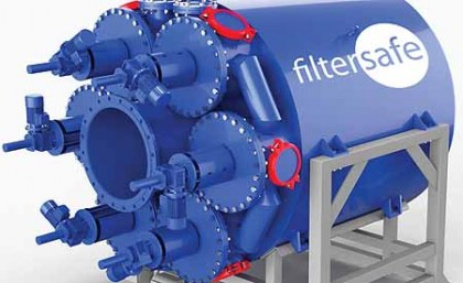 FilterSafe expands to meet demand created by ballast water convention