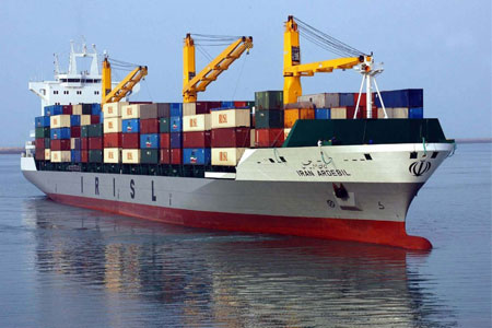 Iranian shipping line IRISL recommences container shipping to Europe