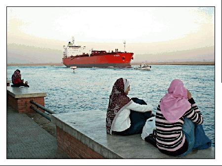 Ships without approved Admiralty charts to be fined by Suez Canal Authority