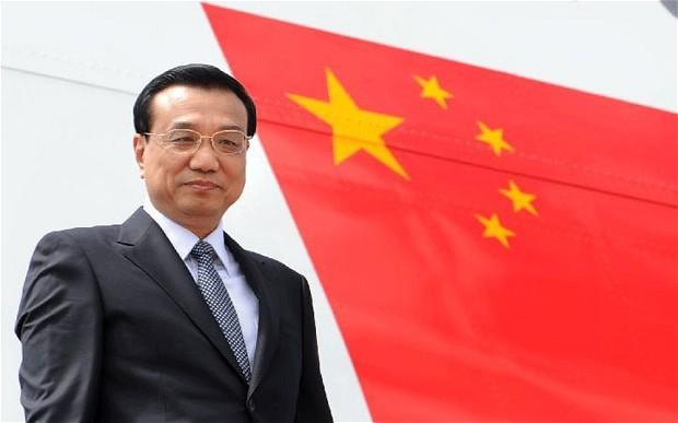 Premier Li targets China growth range of 6.5-7pc for 2016