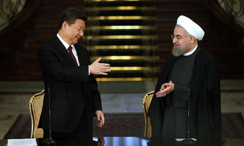 China advances rail and containership deals with Iranian authorities