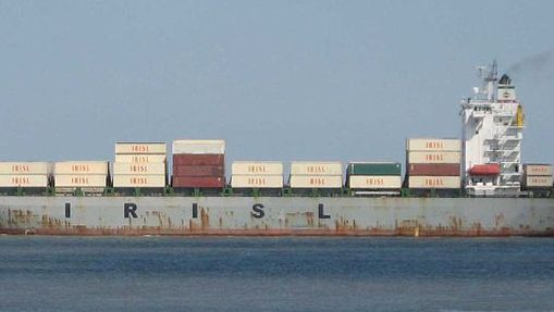 IRISL re-opens liner service with Genoa, Antwerp and Hamburg