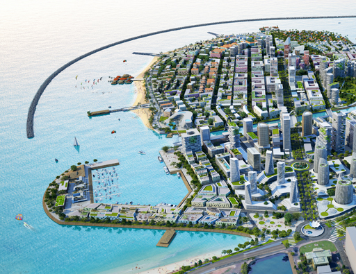 Sri Lanka relents, China gets okay to resume Colombo Port City work