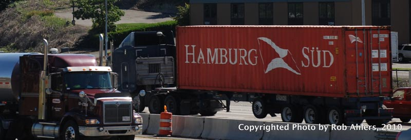 Hamburg Sud North America will call at Port of Oakland Outer Harbour