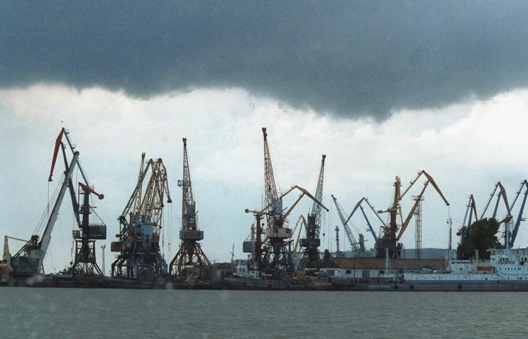 Turkish dry cargo ship M/V LİRA arrested in Russia's Taganrog port