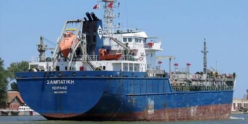 Pirates raid Panama flag tanker Sampatiki, took 5 crew as hostages