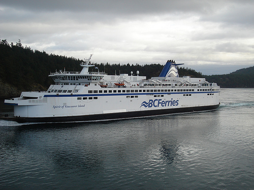 Polish shipyard to renovate B.C. Ferries' two largest vessels for $140 million
