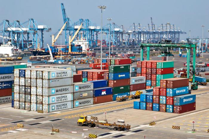 India's top 12 ports handle a total of 1.5m TEU in April and May