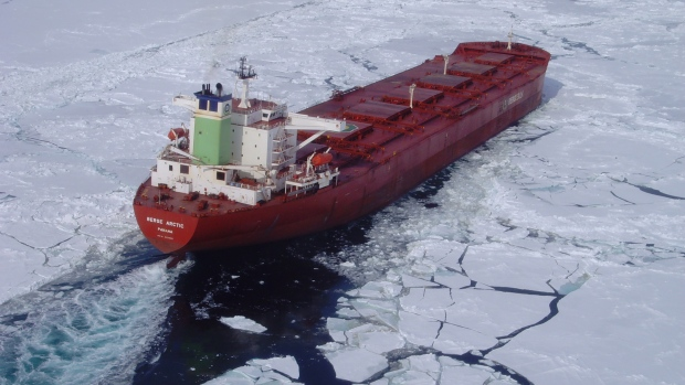 IMO to consider banning use of heavy fuel oil by ships in the Arctic