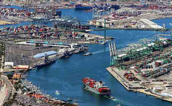 US ports to receive a total of US$170m for port deepening works