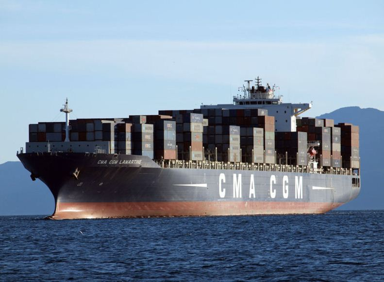 CMA CGM launches new OCEAN Alliance services from April 1