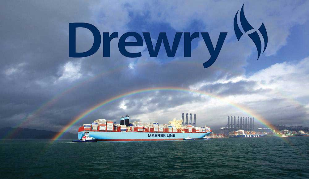 Drewry Maritime Equity Research downgrades Maersk to 'Unattractive'
