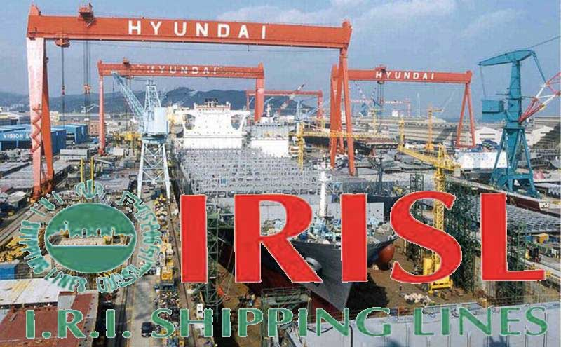 Iran in talks with Hyundai yards over orders of new 14,000-TEU ships