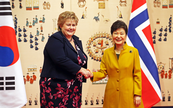 S. Korea, Norway to expand cooperation in areas beyond shipbuilding, offshore facilities