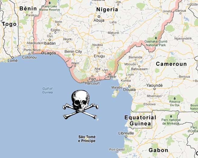 Nigerian pirates release six crewmen kidnapped last month