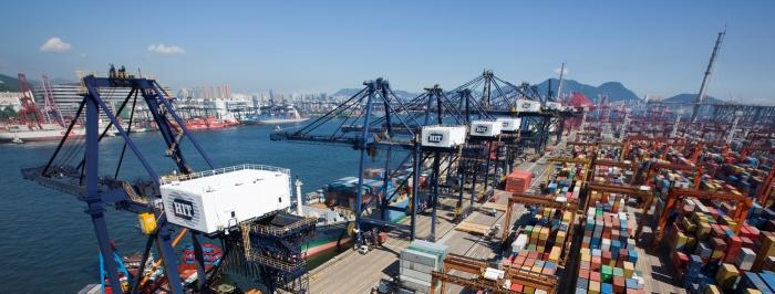 Hutchison Port Holdings Trust profit up 94pc as revenues slip 7pc
