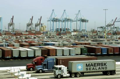 US port of Boston to dredge harbour channels, container terminals for mega ships
