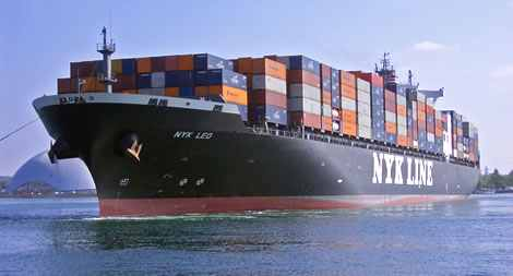 NYK Line says no loading without VGM or 'risk insurance issues'