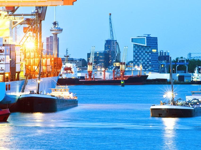 Rotterdam's Broekman Logistics promises 'SOLAS proof' VGMs at its yard