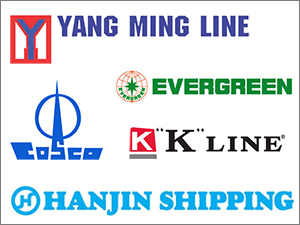 CKYHE shipping alliance restructures Asia-US east coast loops