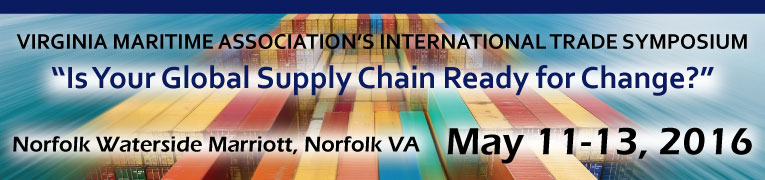 International Trade Symposium in Norfolk to focus M&A issues