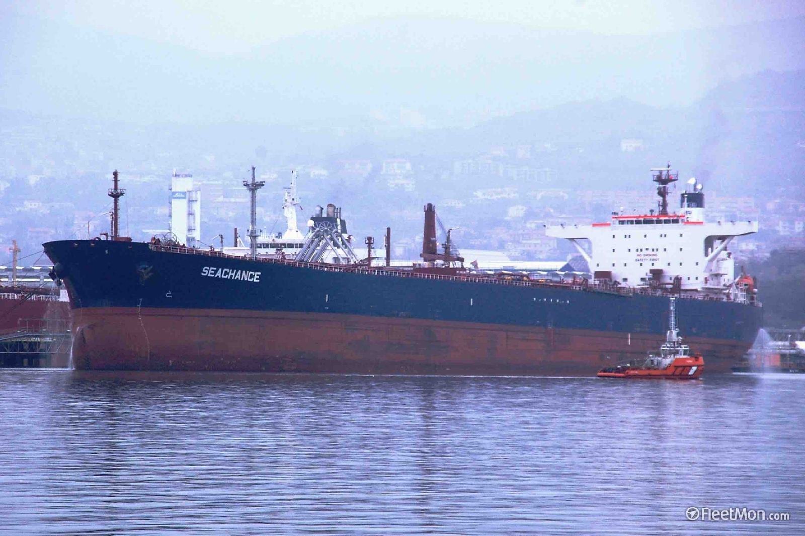 Maltese-flagged tanker stopped from loading at oil export terminal in Libya