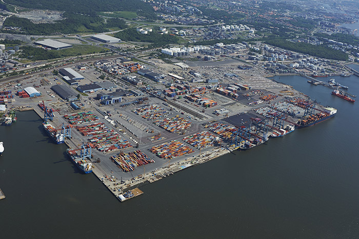 Maersk levies Gothenburg congestion fee on cargo to/from Sweden's big port