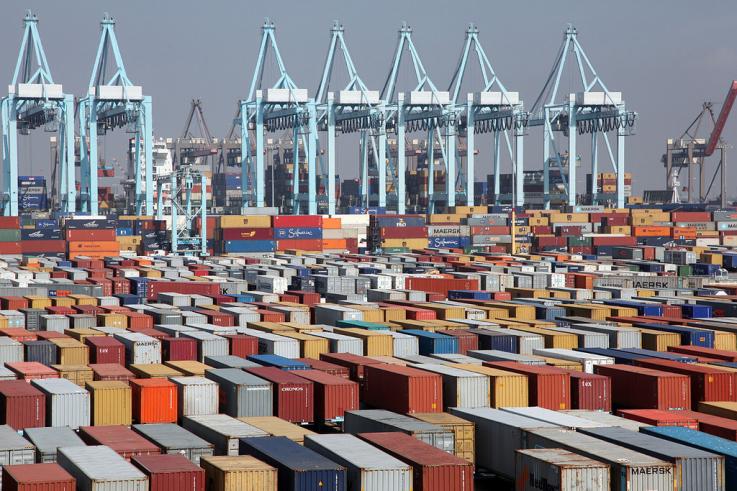 San Pedro ports slip in April, LA boxes down 1pc and LB off 22.1pc