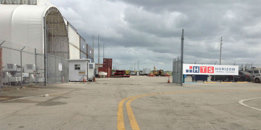 Horizon Terminal Services starts operations in Port Everglades