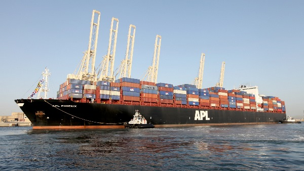 APL's hi-tech reefers give Japanese perishables new global reach