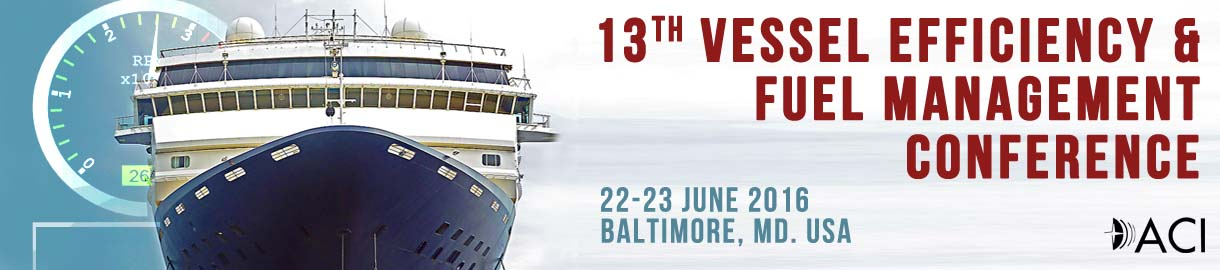 Vessel efficiency, fuel use summit in Baltimore June 22-23