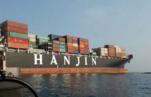 Near bankrupt Hanjin owes Seaspan US$11.6 million in charter payments