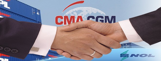 CMA CGM makes expected formal offer for all shares in Singapore's NOL