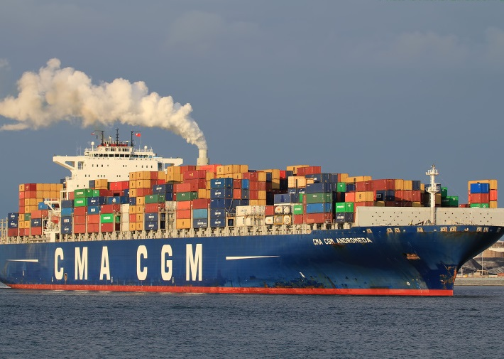 CMA CGM to levy hikes July 1, July 15 to North Europe and Med